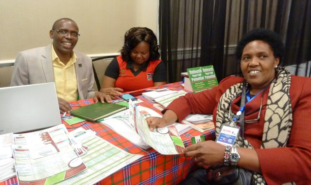 Optiven woos Kenyans living in Canada to invest in Kenya