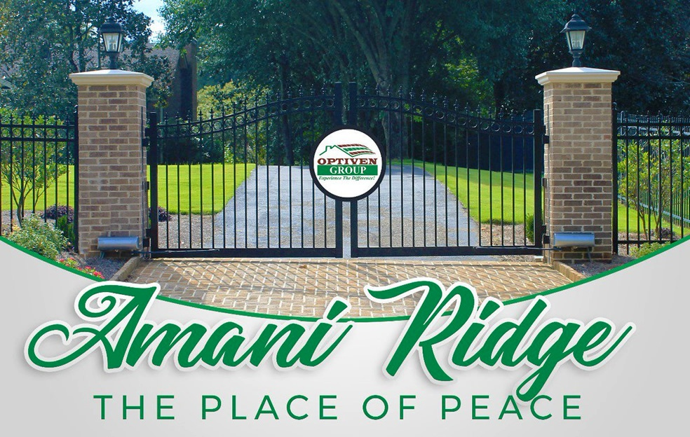 Amani Ridge - The place of Peace