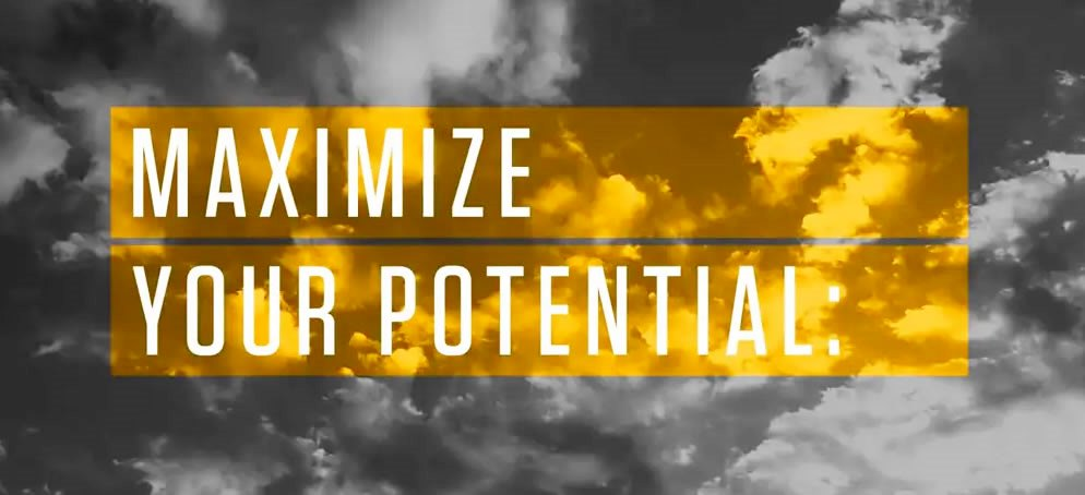 How To Maximize Our Massive God – Given Potential